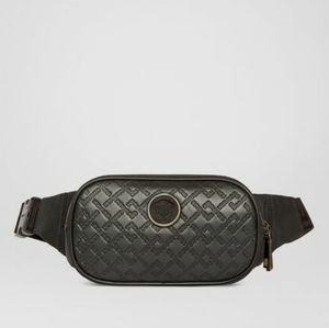 SOLD ❌ Versace greek key embossed belt bag